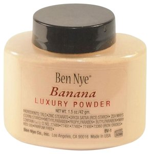 Ben Nye Ben Nye New Banana Luxury Face Powder Makeup Kim Kardashian Contour 1.5 0z FreeShipping