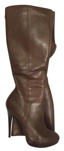 ALDO Boot Leather Brown Boots