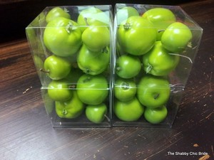 Decorative Mini Apples