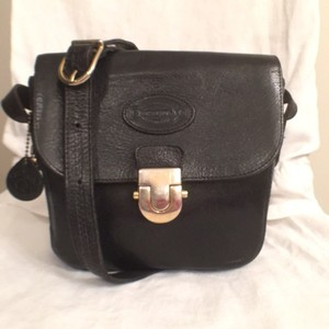 Oroton Leather Vintage Cross Body Bag
