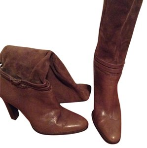 Max Mara Tan/brown Boots