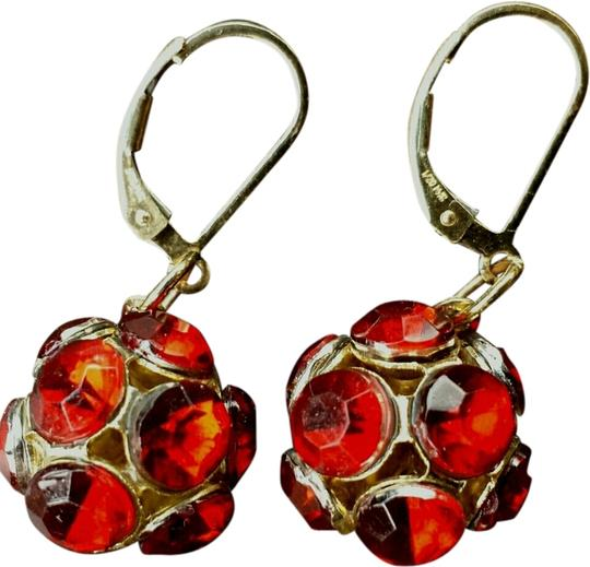 Other 14K GF RED 'Disco Balls'