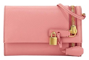 Tom Ford Leather Limited Edition Pink Clutch