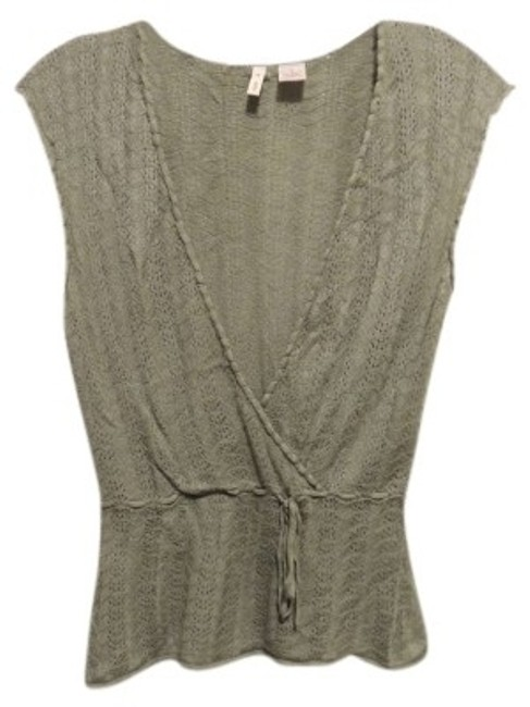 Preload https://item3.tradesy.com/images/anthropologie-green-moth-tank-topcami-size-12-l-156532-0-0.jpg?width=400&height=650
