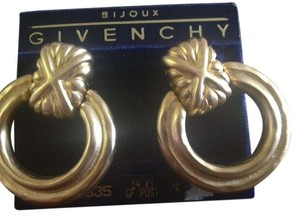 Givenchy 14 KT GOLD FILLED-Retail $75 NWT BIJOUX-Retail On Tag $75