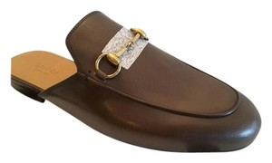Gucci Last Princeton Loafers Brown Flats