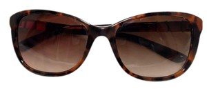 Versace Pre-Owned Versace sunglasses VE4293-B Acetate Havana