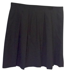 J.Crew Wool Skirt Black