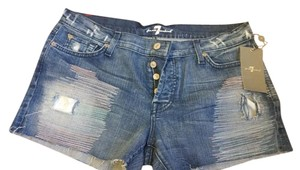 7 For All Mankind Cut Off Shorts Jean shorts