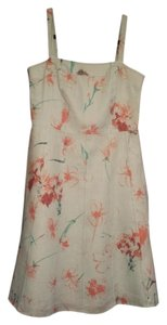 Ann Taylor Summer Floral Dress