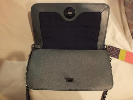 Tory Burch GunMetal/023 Clutch