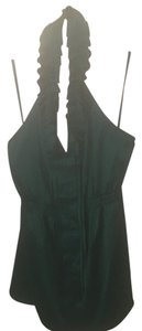 The Limited Emerald Halter Top