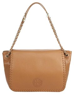 Tory Burch Tote in Bark Brown Tan
