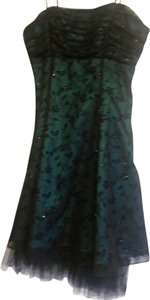 Morgan & Co Classic Holiday Night Out Prom Dress