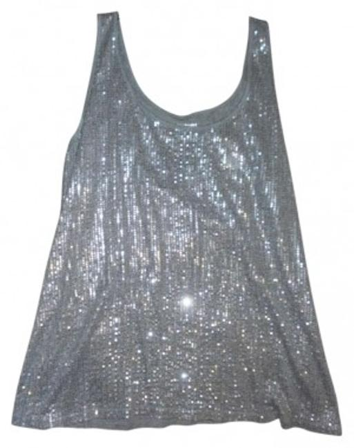 Preload https://img-static.tradesy.com/item/156571/lane-bryant-grey-sequence-night-out-casual-dressy-tank-topcami-size-24-plus-2x-0-0-650-650.jpg