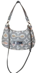 Coach Canvas Strap Handbag Cross Body Bag