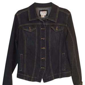 Live A Little Blue denim Womens Jean Jacket
