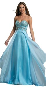 Dave & Johnny Prom Sweetheart Dress