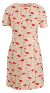 Kate Spade short dress Shell Sold Out Online Flamingo Summer on Tradesy