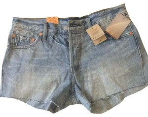 Levi's Mini/Short Shorts Denim blue