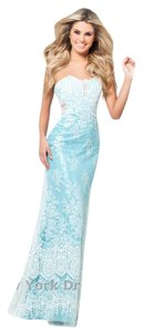 Tony Bowls Prom Strapless Dress
