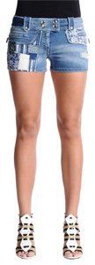 Just Cavalli Mini/Short Shorts Multi-Color