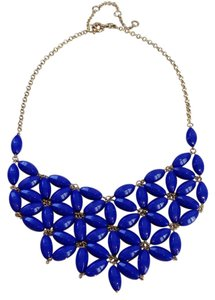 J.Crew FACTORY ABSTRACT FLOWER BIB NECKLACE