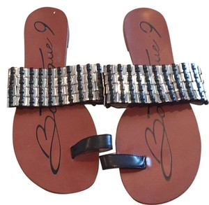 Boutique 9 Black Sandals
