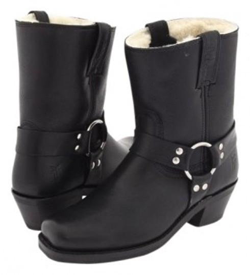 Preload https://item1.tradesy.com/images/frye-black-harness-bootsbooties-size-us-85-regular-m-b-15660-0-0.jpg?width=440&height=440