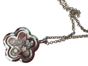 Other Princess Theme Floating Charm Locket Necklace
