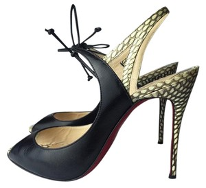 Christian Louboutin Heels 6 6.5 black Pumps