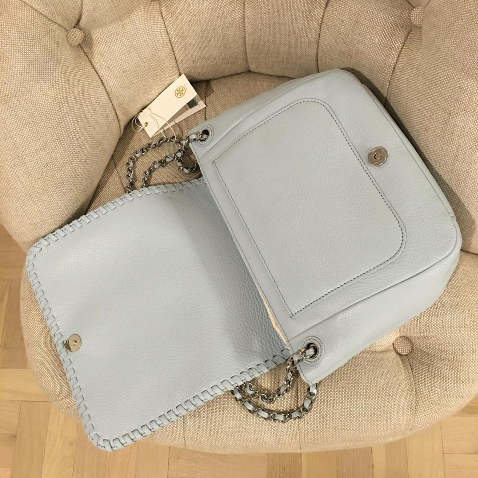 Marion Iceberg Shoulder Leather Small Tory Bag Burch aHqw6xT
