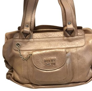 See by Chloé Satchel in Rose Gold