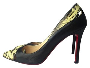 Christian Louboutin Pigalle 7 black Pumps