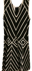 Yoana Baraschi short dress Black/white on Tradesy