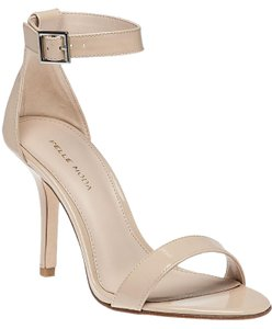 Pelle Moda Limited Edition Nude Pumps