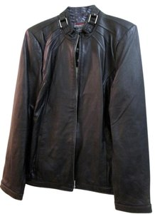 Bradley by Bradley Bayou Leather Jacket
