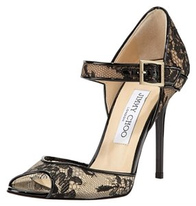 Jimmy Choo Limited Edition Black Pumps