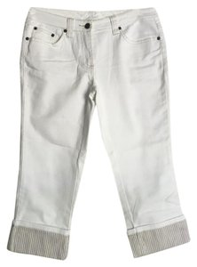 INC International Concepts Capris White