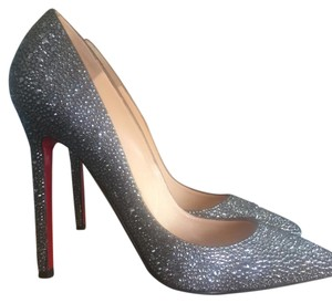 Christian Louboutin Pigalle Black Pumps