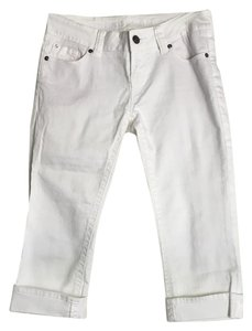 Buffalo David Bitton Capris White