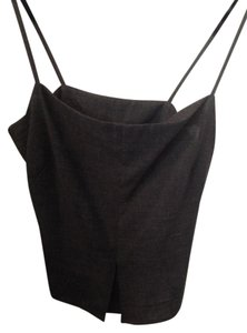 Catalyst Top Charcoal Heather