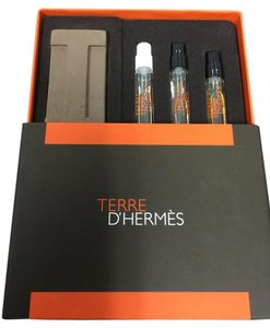 Hermès Terre D'Hermes Fragrance Kit with Perfumable Stone