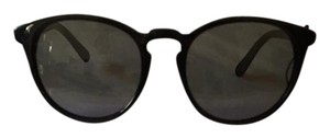 WONDERLAND Wonderland Beaumont Black Gloss Sunglasses