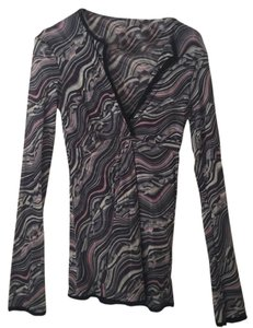 Sweet Pea by Stacy Frati Knit Empire Waist Tunic