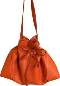Nordstrom Satchel in Orange
