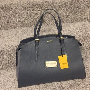 Valentino Satchel in Dark grey