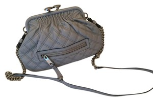 Marc Jacobs Quilted Leather Medium Size Cross Body Bag