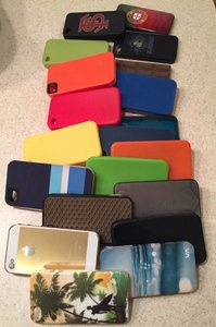 Apple Batch Of 20 IPhone 4/4s Cases