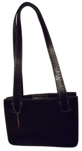 Fossil Leather Tote Shoulder Bag